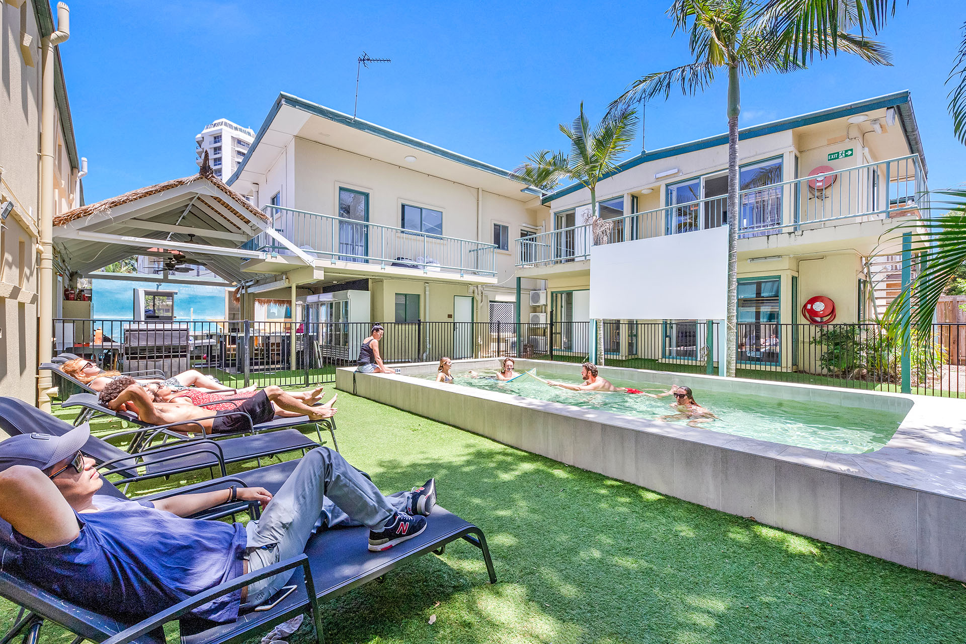 Step Inside the Gold Coast's Coolest Renovated Hostel